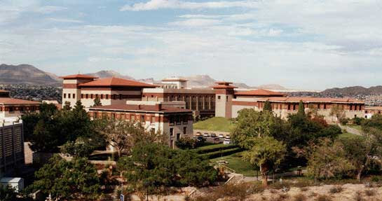 The University of Texas at El Paso, TX