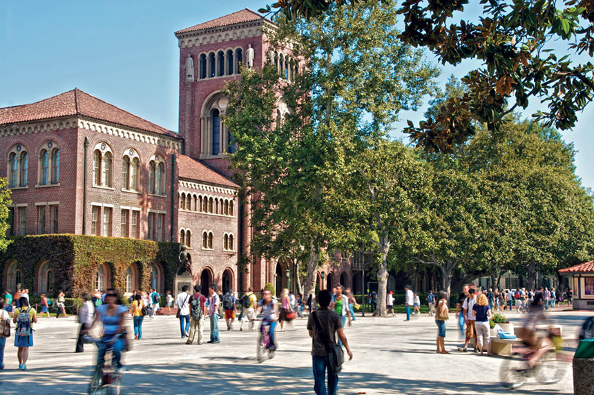 University of Southern California, CA