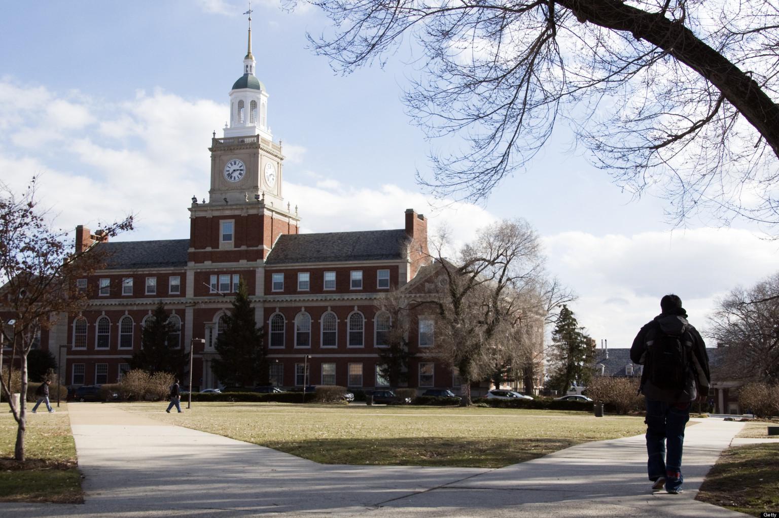 Howard University.